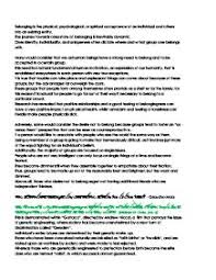 gattaca essay gcse miscellaneous marked by teachers com page 1 zoom in