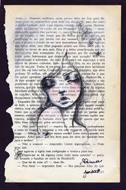 397x599 drawings on book pages ink book pages clarissapaiva personal