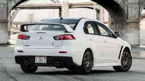 2018 mitsubishi lancer evolution. exellent lancer this is the last mitsubishi lancer evolution ever  intended 2018 mitsubishi lancer evolution e