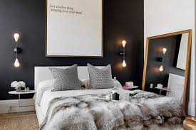 black and white bedroom. stunning black and white bedroom decor awesome with desk furniture for your b