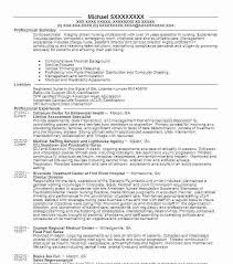 Resume For Nurses Inspiration Resume Sample For Mental Health Nurse Together With Er Nursing