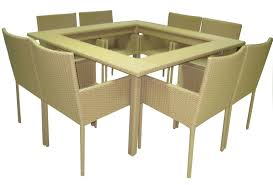 8 Seat Square Dining Table 8 Seat Square Dining Table Tabouret Gunmetal Dining Table Square