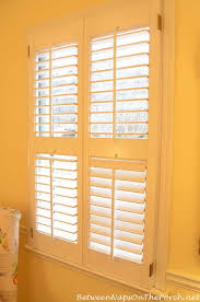 how to repair a loose louver on interior plantation shutters 2