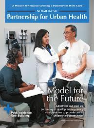 neomed csu partnership for urban health model for the future by neomed csu partnership for urban health model for the future by neomed issuu