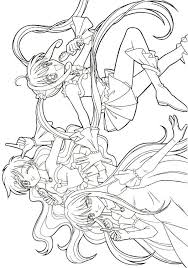 Small Picture Coloring pages mermaid melody picture 42