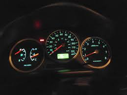 Replace Instrument Panel Lights On 2000 2007 Subaru