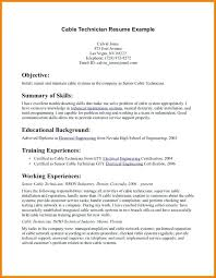 Hvac Technician Resume Sample Technician Resume Technician Resume