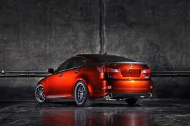 2008 SEMA Show: Lexus IS250/350 with F-Sport Accessories