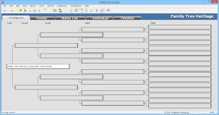 How To Make A Genealogical Tree Best Family Tree Software To Use Black Friday 2019