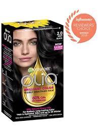 Olia Hair Color Chart Olia Hair Color Oil Powered Ammonia Free Hair Color Garnier