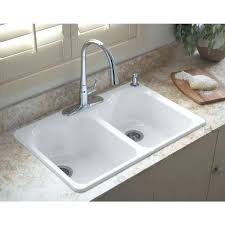 painting a cast iron kitchen sink ideas
