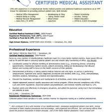 cover letter sample resume of medical assistant sample resume  cover letter medical assistant resume experience resumes medical experiencesample resume of medical assistant