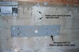 how to fix foundation cracks. Modren How Foundation Crack Repair Foundation Repair Basement Apartment Living Home  Decor Root Cellar On How To Fix Cracks Pinterest