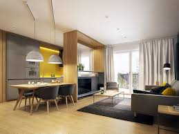 Studio Apartment Interior Design Fascinating 48 Best Căn Hôj Images On Pinterest Home Ideas Kitchen Small And