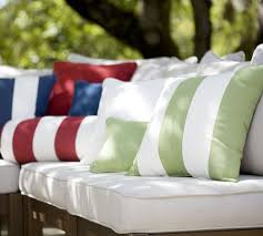 Outdoor Sofa Cushions with Pillow – Home Designing