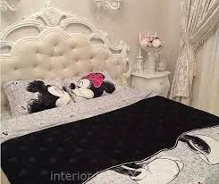 fashion brand mickey mouse bedding set queen disney mickey minnie mouse reversible