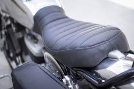 harley davidson sportster 883 scrambler by benjie s cafe racers cowhide leather