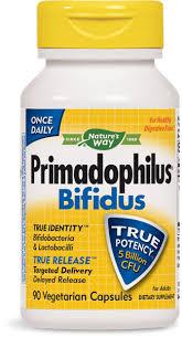 <b>Primadophilus Bifidus</b> / 90 Vcaps - Nature's Way®.