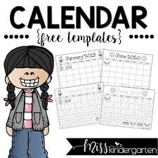 Template For 2020 Calendar Free Calendar Templates 2019 2020