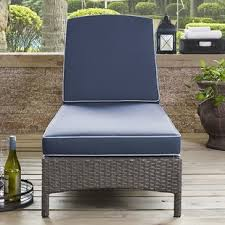 outdoor chaise lounge chairs. Palm City Outdoor Chaise Lounge With Cushion Chairs