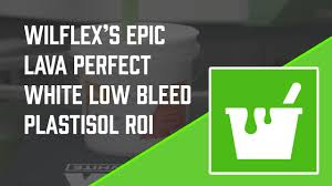 Wilflex Ink Chart Wilflex Epic Lava Perfect White Lb Plastisol Ink