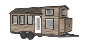 tiny house design plans. Free Tiny House Plans - Quartz Model With Bathroom Design I