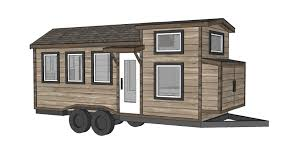 tiny house plans. free tiny house plans - quartz model with bathroom