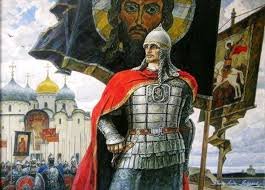 Князь Александр невский кратко о ледовом побоище орден святого  Подвиги Невского