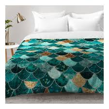 stylish east urban home really mermaid comforter set reviews wayfairca mermaid bedding set ideas