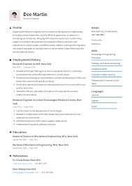 Director Engineering Resumes Research Engineer Resume Templates 2019 Free Download