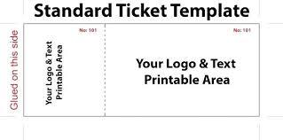 Drink Tickets Token Printable Wedding Free Ticket Template Editable