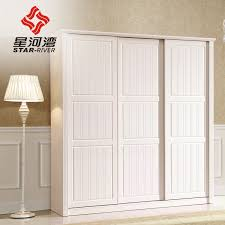 get ations continental sliding door coat korean cabinet idyllic white three wooden sliding door wardrobe whole wardrobe wood