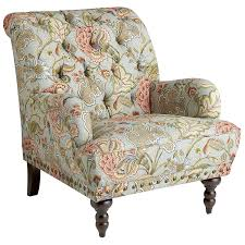 Pier One Living Room Chairs Blue Floral Armchair Armchairs Fabrics And Living Rooms