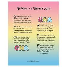 Cna Quotes Cool Cna Poems