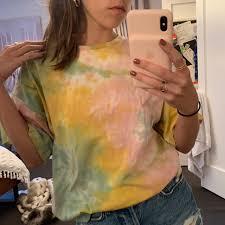 Princess Polly Quinn Tie Dye Tee. Never been worn, a... - Depop