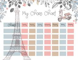 Chore Chart Incentives Free Printable Chore Chart Reward Tickets Frugal Mom Eh