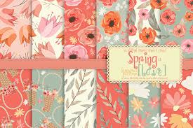 Fonts that have been traditionally used (for example, axt fonts) can continue to be used in this release of the software. Spring Love 01 Peach Mint Seamless Pattern Designs And Digital Papers Graphic By Michelle Alzola Seamless Patterns Illustrator Cs6 Graphic Illustration