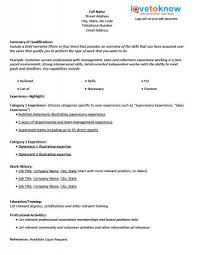 Job Resume Sample Of Professional Resume Writing Services Free