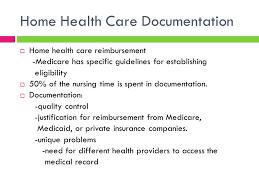 Nursing Charting Guidelines Documentation In Nursing Homes