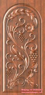 I Wood Design Tallados En Dibersos Door Design Wood Front Door Design