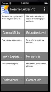 Resume Builder Pro Awesome 39 Best Resume Cv Apps Images On