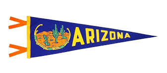 Free Printable College Pennant Template Sports Within Banner Clip ...