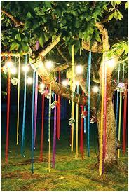 backyard lights diy outside outdoor projects lighting ideas