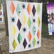 Best 25+ Modern quilt patterns ideas on Pinterest | Stripe quilt ... & Gorgeous quilt by Christine Ravish at the Sarasota MQG airing of the quilts  | by Allison · Quilting Stitch PatternsModern ... Adamdwight.com