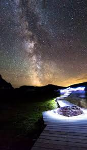 Can You See The Northern Lights In Montana Montana After Dark The Best Places To See The Milky Way And