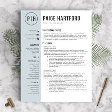 Instant Resume Templates Custom Modern Resume Template For Word Cover Letter Tips 48 48 48