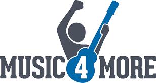Image result for music 4 more logo