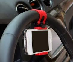 <b>Держатель на руль</b> для смартфона универсальный | ARM Device