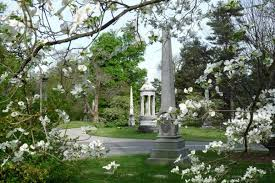 cycling backroads spring grove cemetery and arboretum tour photo 0