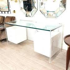 office glass desks. Glass Home Office Desks Furniture White Desk With  Drawers Best
